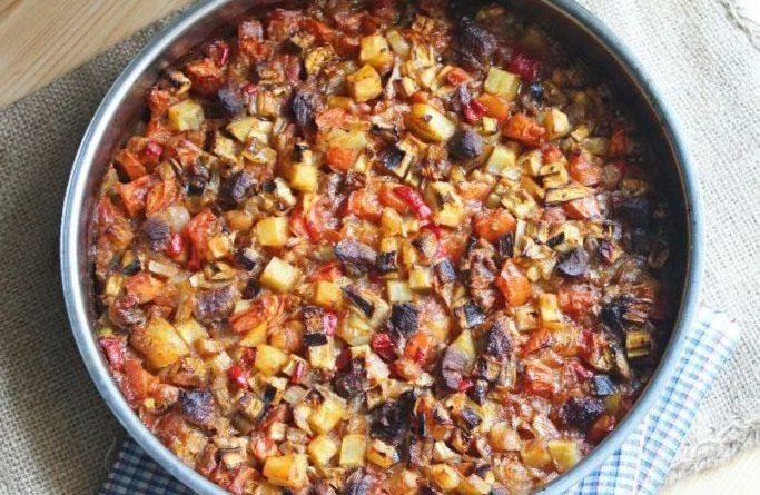 Antep Pan Recipe