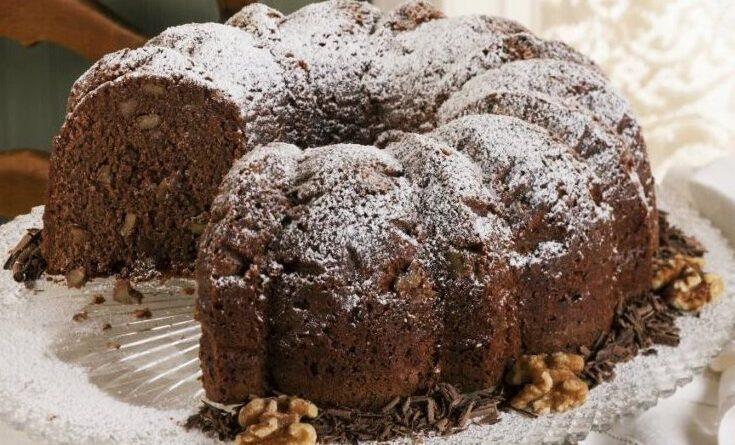 Gâteau au cacao