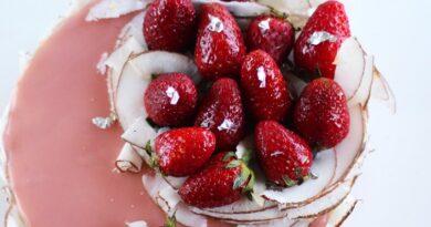 Gâteau d'Entremet