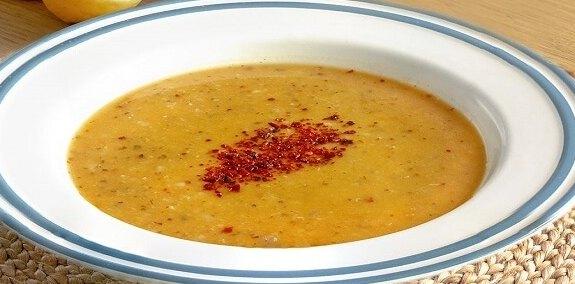Recette de soupe Ezogelin à la turque