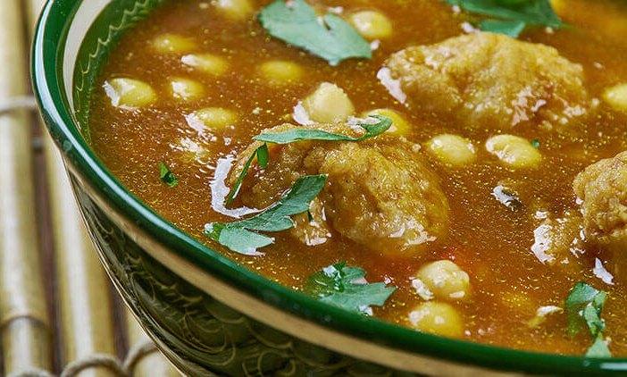 Recette de soupe Gilikli à la turque