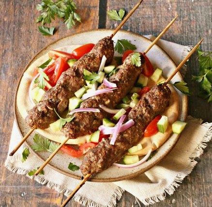 Recette du kebab Adana