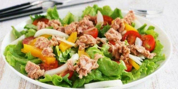 Salade de thon à la turque