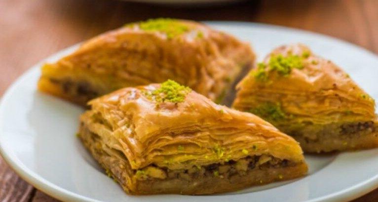 Shobiyet Turque Recette de dessert