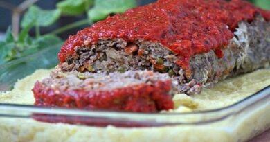 Tranche Tranche Recette de boulettes de viande rôties à la turque