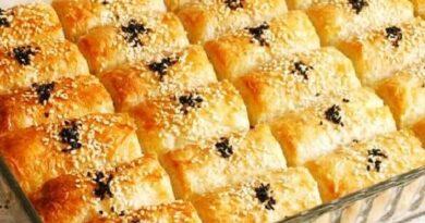 puff puff recette turc