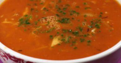 soupe turque aux tomate